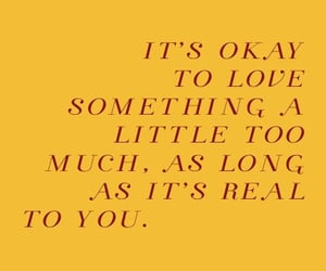 quotes, yellow, and love image