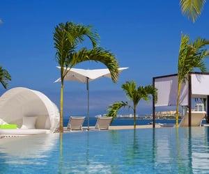 mexico, luxury hotel, and beachfront resort image