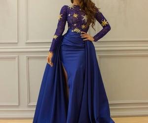 beauty, dress, and dresses image