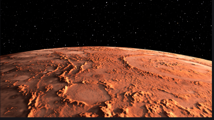 article, mars, and moon image