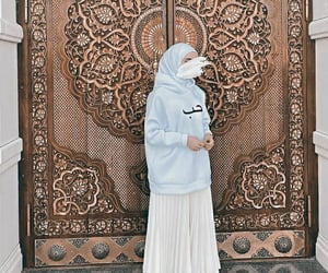 aesthetic, chechen, and arabic image