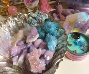 astrology, meanings, and crystals image