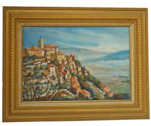 french art, french wall decor, and french country art image