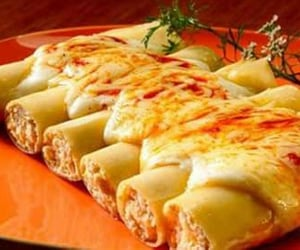 cheese, pancake, and delicious image