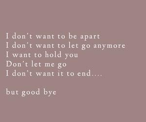 change, crush, and goodbye image