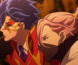 adam, cherry blossom, and ainosuke shindo image