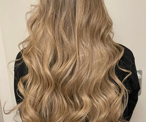 blond, farbe, and fashion image