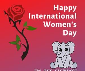 women's day, lady boss, and international women's day image