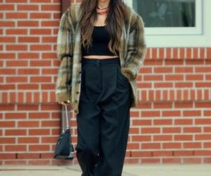 coat, megan fox, and fashion image
