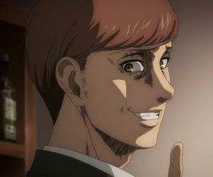 anime, attack on titan, and floch image