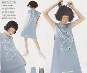 baby blue, magazine, and prints image