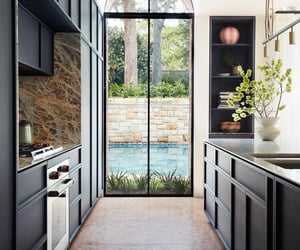 interior design, home, and kitchen image