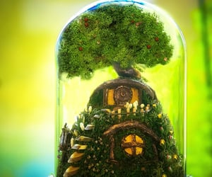 hobbit terrarium image