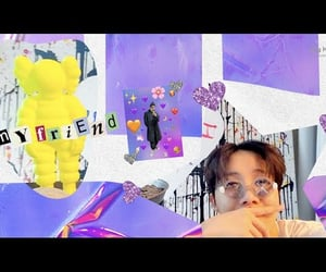 army, video, and 💜 image