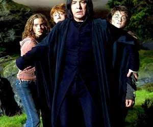 azkaban, harry potter, and ron weasley image