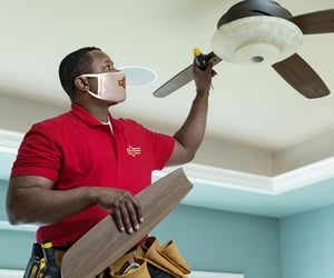 home improvement, handy man, and handyman services image