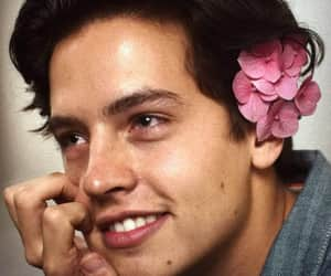 actor, handsome, and cole sprouse image