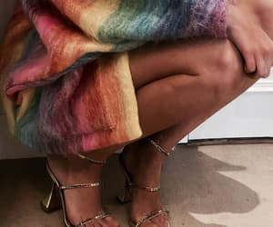 aesthetic, colours, and shoes image
