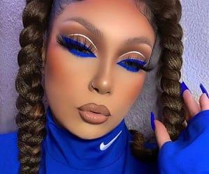 body, fashion, and makeup image