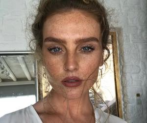 aesthetic, freckles, and beauty image