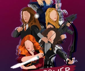 girl power, hermione granger, and clary fray image