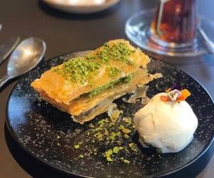 baklava, dessert, and food image