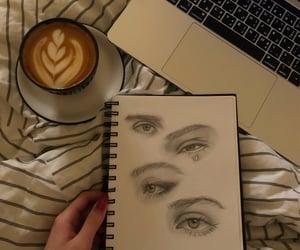 art, draw, and ﻗﻬﻮﻩ image