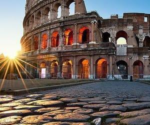 travel, roma, and beautiful image