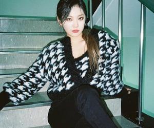 k-pop, ning yizhuo, and 닝닝 image
