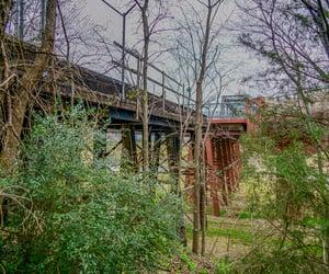 urban exploration, urbex, and abandoned image