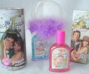 90's, perfume, and pink image