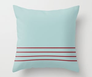 trending, red throw pillows, and designs image