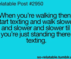 texting, text, and funny image