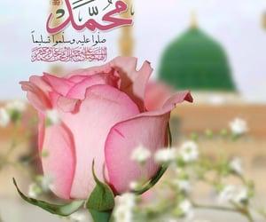 islam, رسول الله, and مسجد النبي image