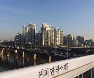 korea, buildings, and seoul image