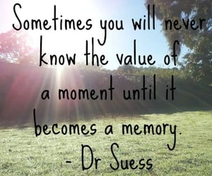 Dr. Suess and quote image