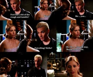 btvs, funny, and spike image