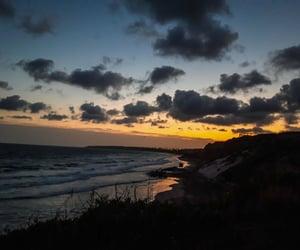 argentina, sun, and ocean image