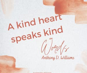 kindness and kind words image