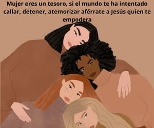 chicas, tesoro, and frases image