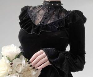 accessories, alternative, and black image