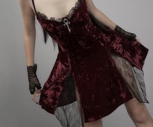 accessories, alternative, and gothic image