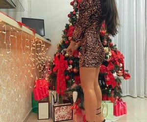 christmas, girls, and meninas image