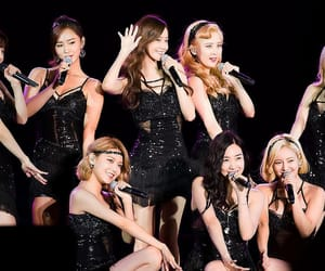 hyoyeon, tiffany hwang, and girls generation image