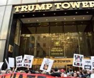newyork, donaldtrump, and whitehouse image