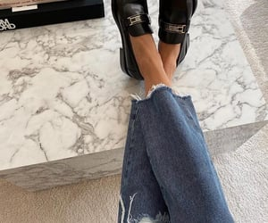 aesthetic, jeans, and fashion image