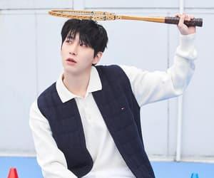 pentagon, sport, and shinwon image