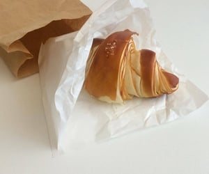 aesthetic, classy, and croissant image