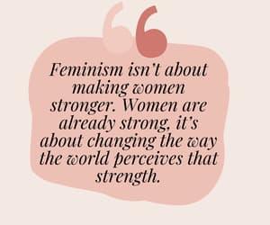 equality, feminism, and internationalwomensday image