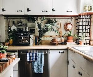 interior, kitchen, and decor image